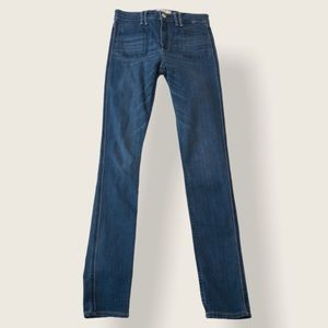 Abercrombie & Fitch Patch Pocket Skinnies - Size 2